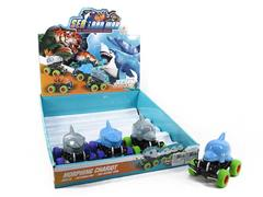 Frction Transforms Car(12in1) toys