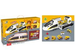Friction Story High Speed Rail Engineering Suit toys