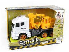Friction Construction Truck toys