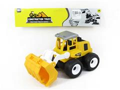 Friction Construction Truck(3S) toys