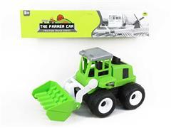 Friction Farmer Truck(3S) toys