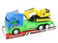 Friction Tow Truck(2C) toys