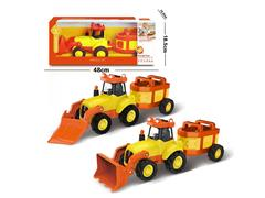 Friction Truck W/L_M(2S) toys
