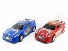 Friction Sports Car(2C)