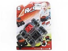 Die Cast Stunt Car Friction toys
