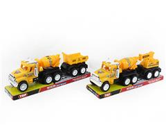Friction Truck(2S) toys
