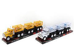 Friction Car Tow Dinosaur(2C) toys