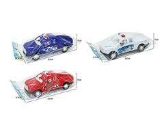 Friction Police Car(3C) toys