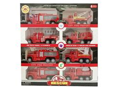 Friction Fire Engine(8in1) toys