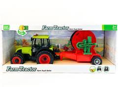 Friction Farmer Truck W/L_M(2C) toys