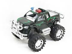Friction Cross-country Police Car(2C) toys