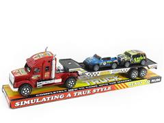 Friction Truck Tow Car(3C) toys