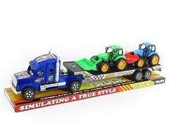 Friction Tow Truck(3C) toys