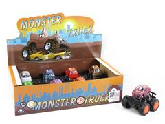 Friction Car(8in1) toys