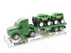 Friction Military Truck toys