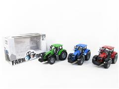 Friction Farmer Truck(3C) toys