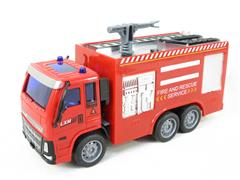 Friction Spurt  Water Fire Engine toys
