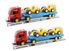 Friction Tow Truck(2S) toys