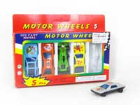 Free Wheel Car(5in1)