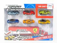 Die Cast Car & Truck Free Wheel