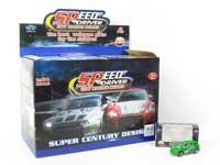 1:64 Metal Free Wheel Car(48in1)