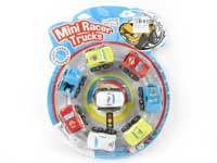 Free Wheel Car(8in1)