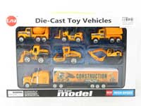Metal Free Wheel Truck Set