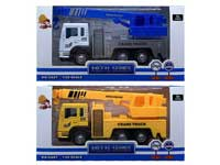Metal Free Wheel Construction Truck(2C)
