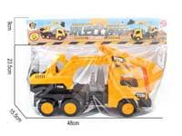 Free Wheel Construction Truck