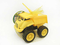 Free Wheel Construction Truck toys
