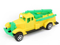 Free Wheel Fire Engine(2C) toys
