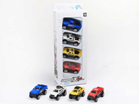 Free Wheel Cross-country Car(4in1) toys