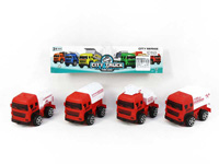 Free Wheel Fire Engine(4in1) toys