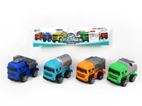 Free Wheel Car(4in1) toys