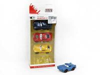 Die Cast Car Free Wheel(4in1) toys