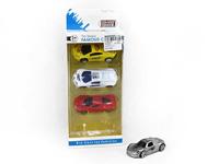 Die Cast Racing Car Free Wheel(4in1) toys
