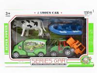 Free Wheel Car Set toys
