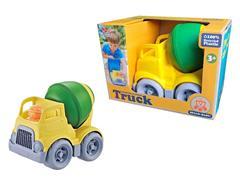 Free Wheel Construction Car toys