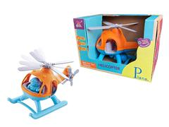 Free Wheel Helicopter toys