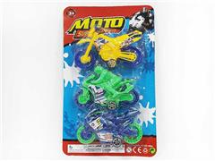 Free Wheel Motorcycle(3in1) toys