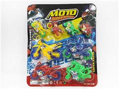 Free Wheel Motorcycle(8in1) toys