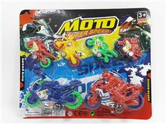 Free Wheel Motorcycle(6in1) toys