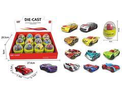 Die Car Free Wheel(12in1) toys