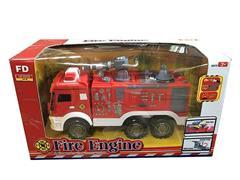 Free Wheel Fire Engine toys
