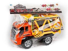 Free Wheel Truck Tow Dinosaur toys