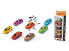 1:64 Die Cast Cross-country Car Free Wheel(5in1) toys