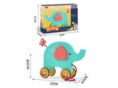 Drag Baby Elephant toys