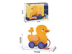 Drag Baby Duck toys