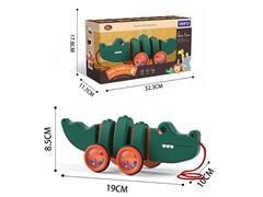 Drag Open Croc toys