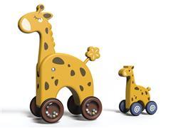 Drag Giraffe toys